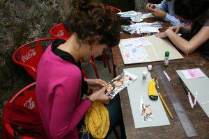 Workshop Lucia