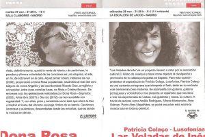 Mostra Portuguesa 2012 Patrícia Colaço