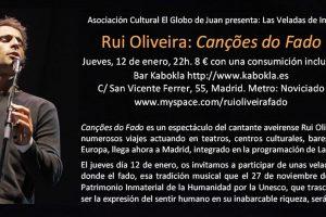 Flyer Rui Oliveira